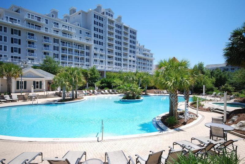Swimming pool Bahia 4107 at Sandestin