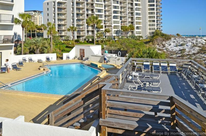 Swimming pool Beachside One 4029 at Sandestin