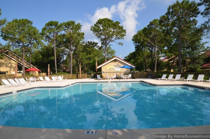 Swimming pool Beachwalk Villa 5095 at Sandestin