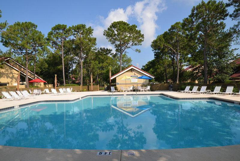 Swimming pool Beachwalk Villa 5135 at Sandestin