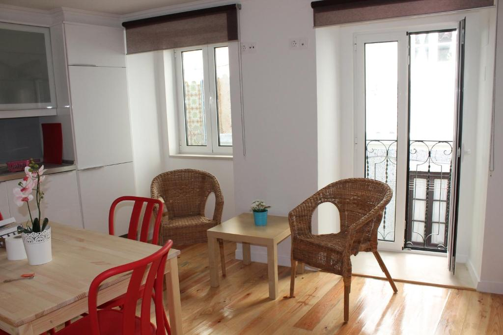 Duplex Apartment - Recreational facilities ShortStayFlat - Your relaxing and cozy Lisbon Apt.