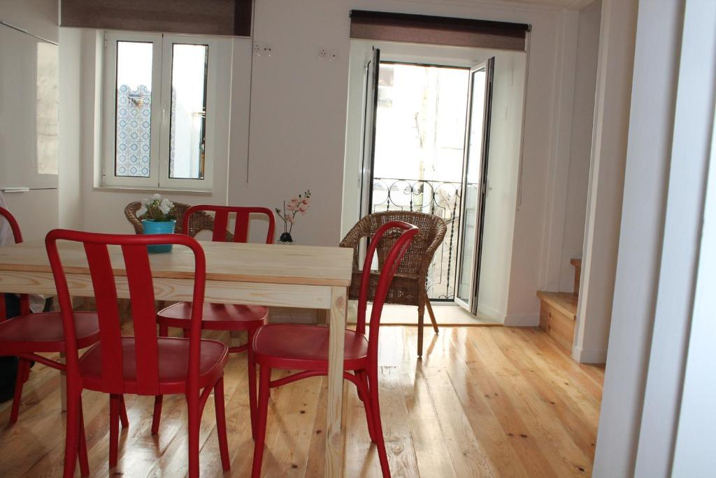 ShortStayFlat - Your relaxing and cozy Lisbon Apt.