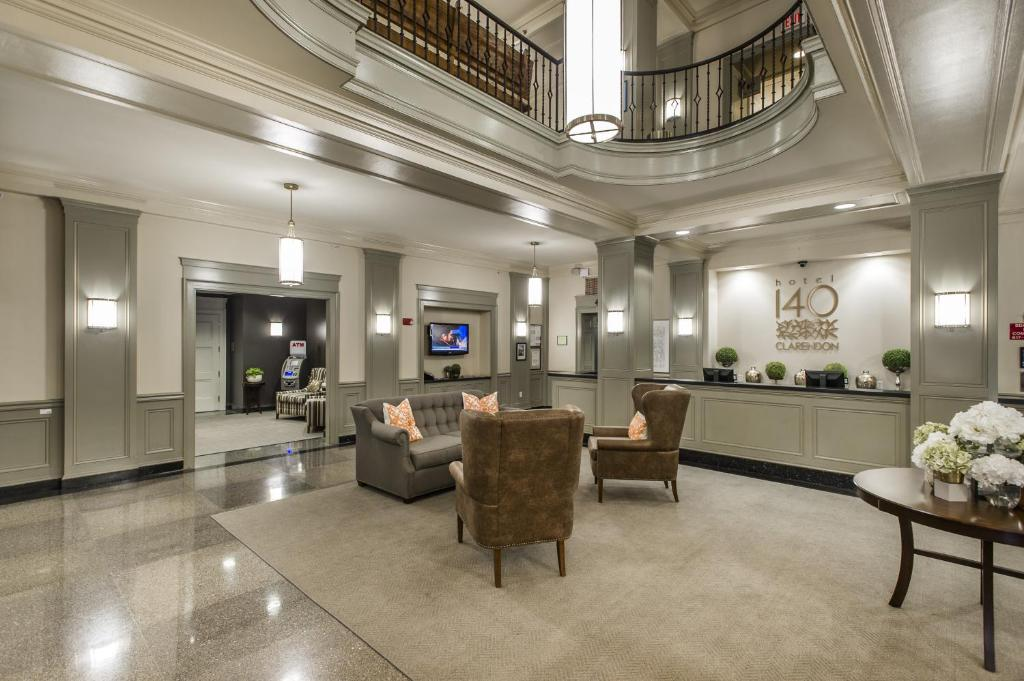 Book Now Hotel 140 (Boston, United States). Rooms Available for all budgets. Free Wi-Fi historic digs and 24-hour business facilities entice guests in Boston's Back Bay at the non-smoking boutique Hotel 140. The 14-story non-smoking Hotel 140 is on the