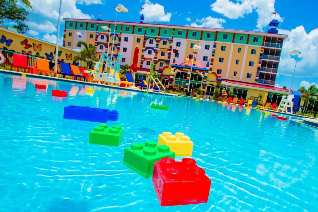 LEGOLANDA FLORIDA RESORT HOTEL - Winter Haven FL 1 Legoland Way 33884