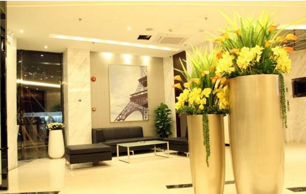 City Comfort Inn Haikou South Bridge Branch