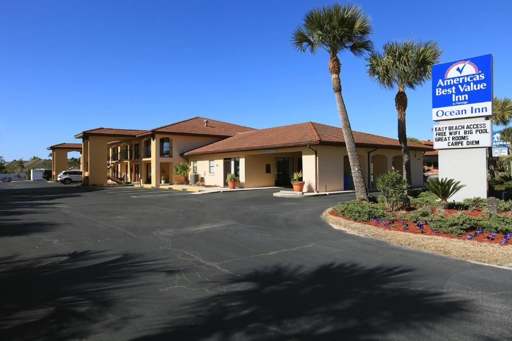 Americas Best Value Inn Ocean Inn