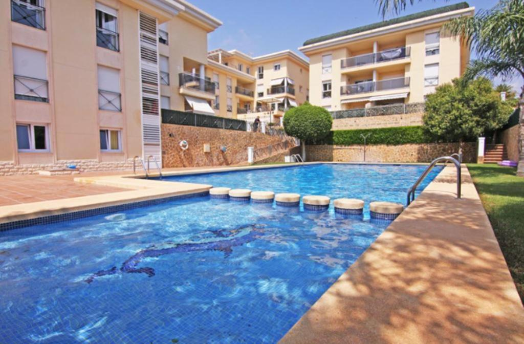 Three-Bedroom Apartment in Calpe