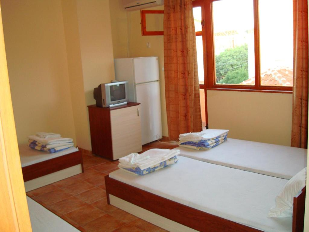 Quadruple Room with Bathroom Guest House Alberto