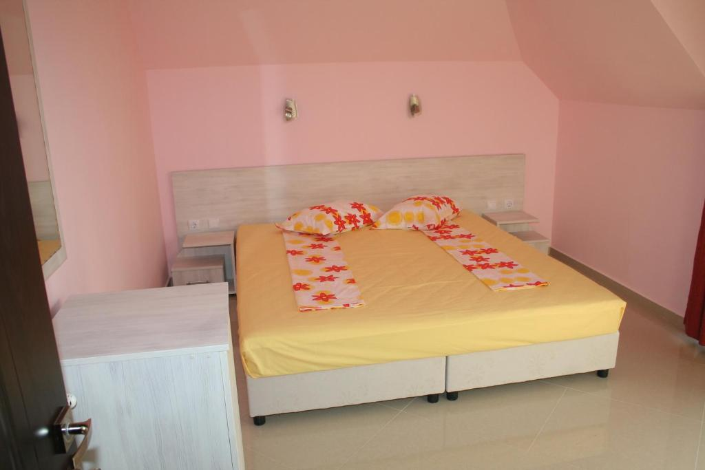 Double Room with Sea View - Guestroom Silistar Hotel