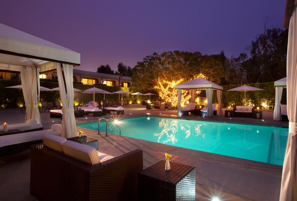 Luxe Hotel Sunset Blvd Spa