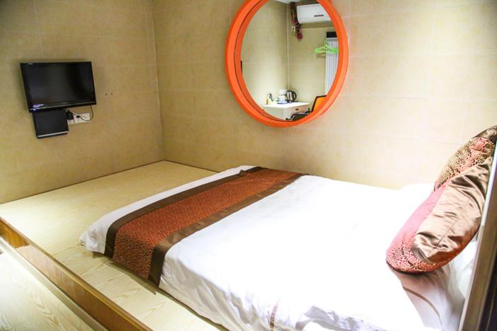 Mainland Chinese Citizens - Double Room B - Comoditats Pod Inn Ma'anshan Jiangdong Avenue Branch