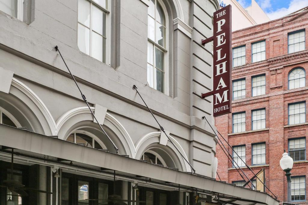 Book Now The Pelham Hotel (New Orleans, United States). Rooms Available for all budgets. Old-world charm including exposed brick walls and high ceilings mixed with modern amenities and a convenient locale highlight the top features of The Pelham Hotel. The histori