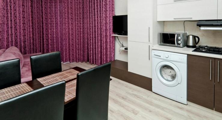 One-Bedroom Apartment - Facilities
