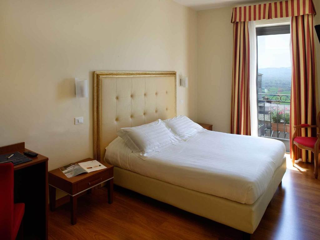 Deluxe Triple Room with Valley View Giotto Hotel & Spa