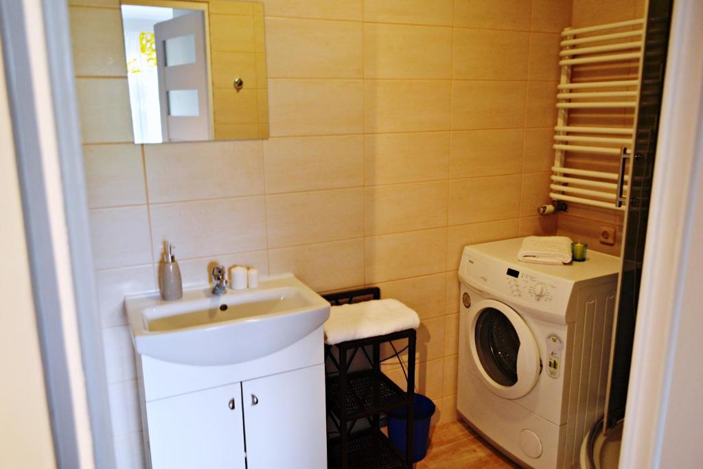 حمام Apartament BT Chopina