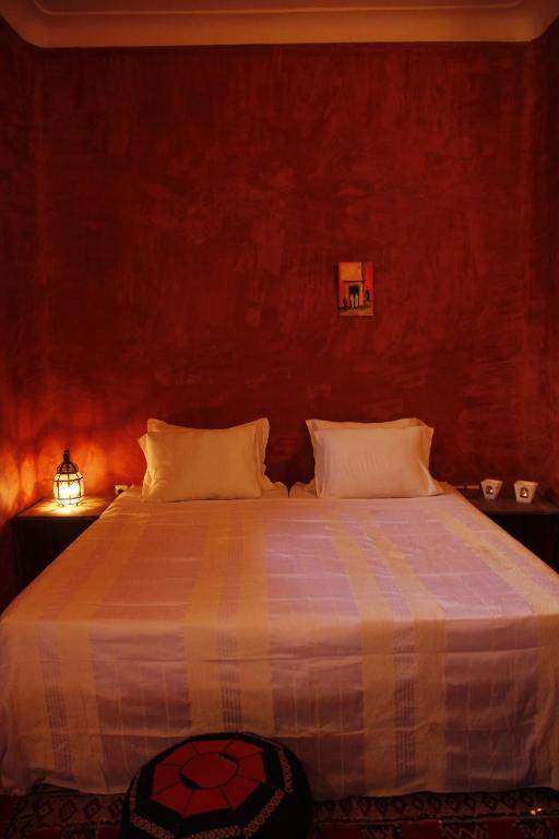 Classic Double Room - Guestroom Riad Azenzer