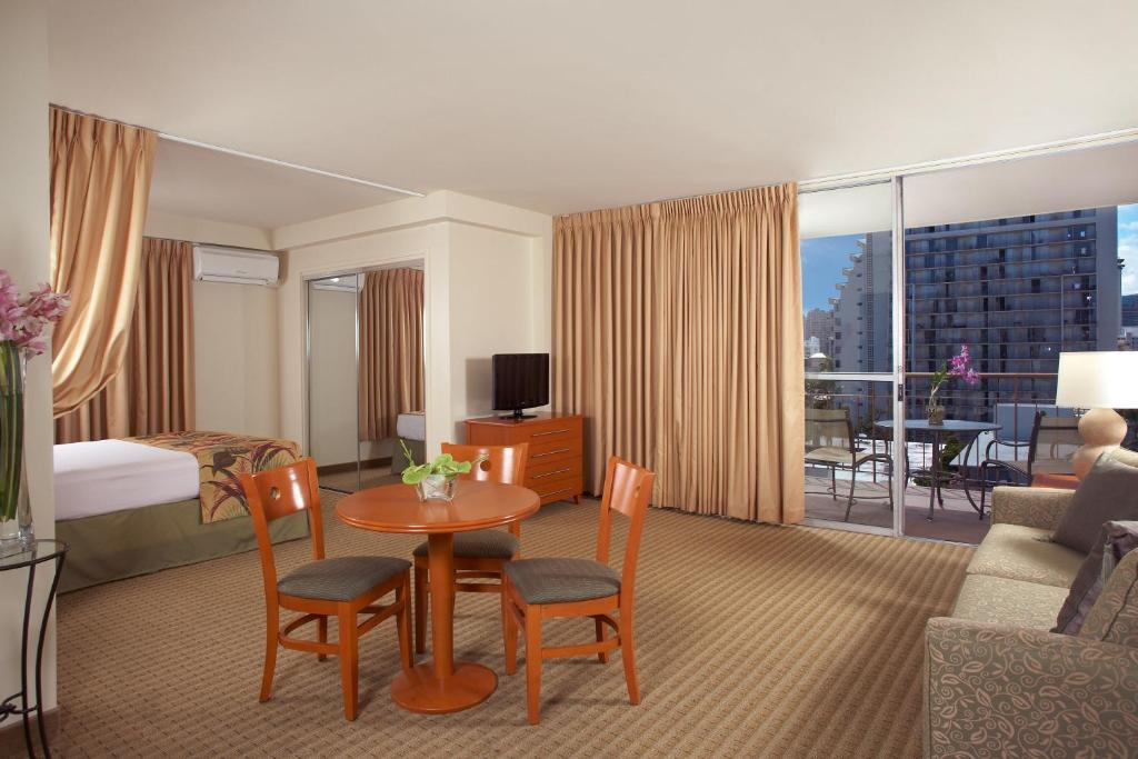 2 Bedroom Suite Waikiki Exterior Plans Aqua Waikiki Pearl  Honolulu Hi 415 Nahua 96815