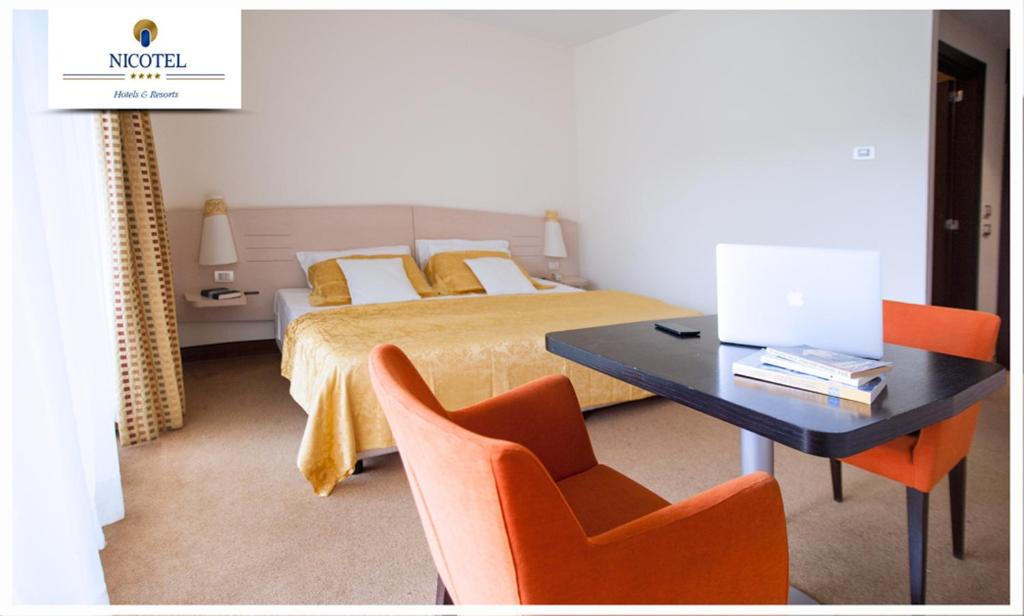 Book Now Nicotel Pineto (Castellaneta Marina, Italy). Rooms Available for all budgets. Located in a centenary pine-wood 1.5 km from its own private beach on the Apulian Jonic coast this hotel features a pool. It also includes a typical restaurant.Each room at Ni