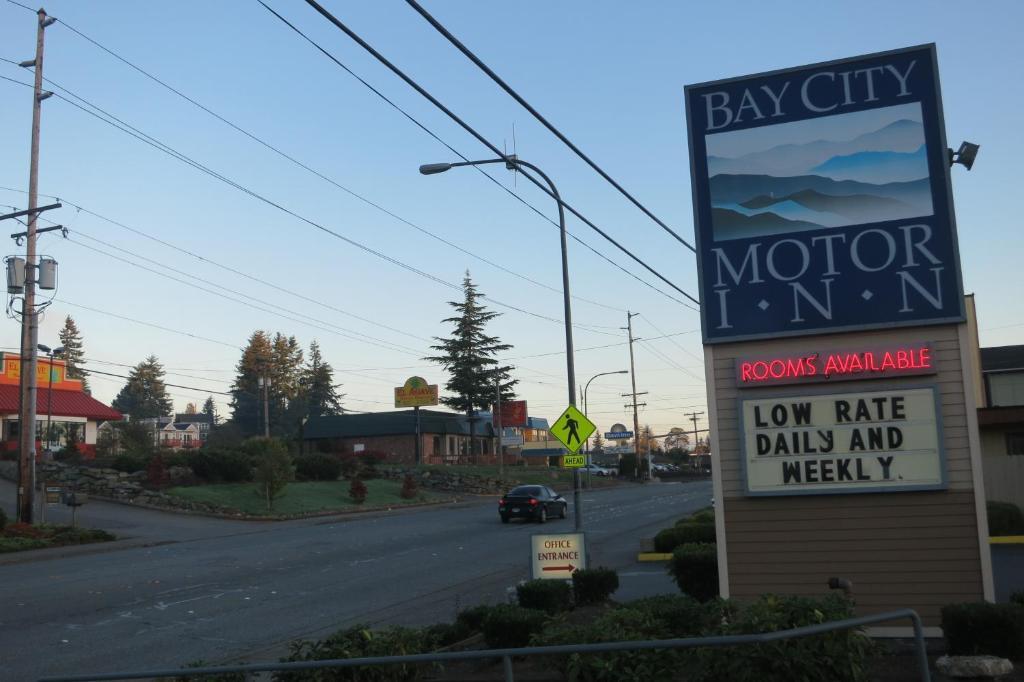 Motel  Samish Way Bellingham Wa