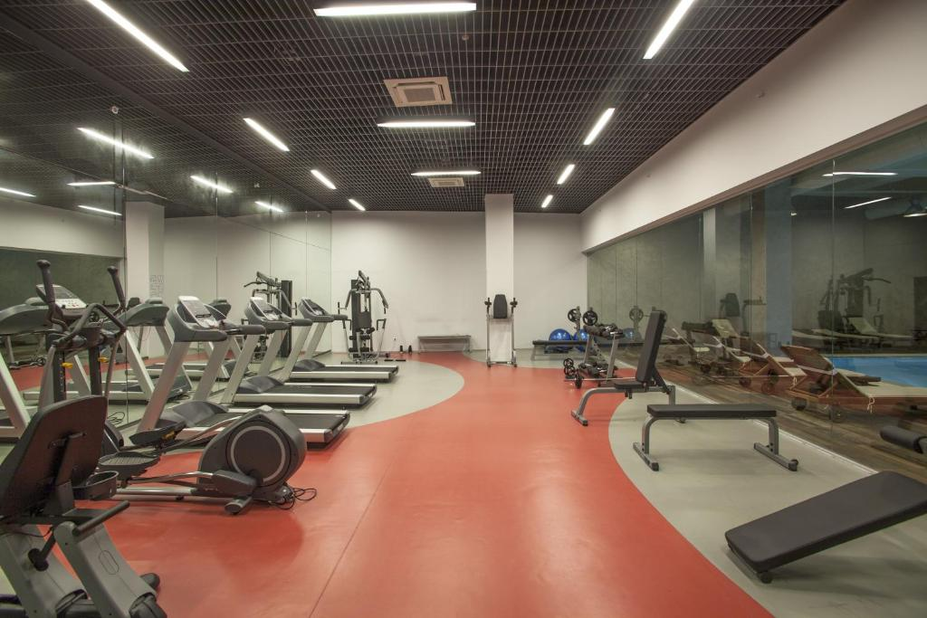 fitnesscentrum Darwish Suites
