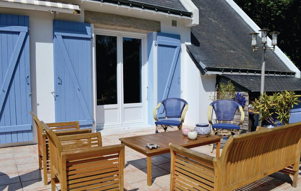 Holiday Home Riec Sur Belon Allee Des Chataigners