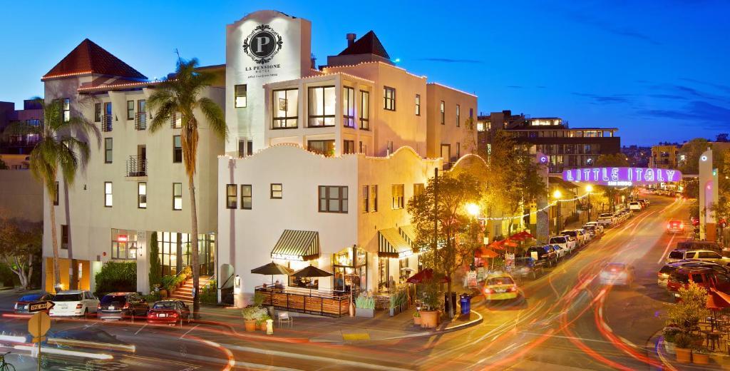La Pensione Hotel photo