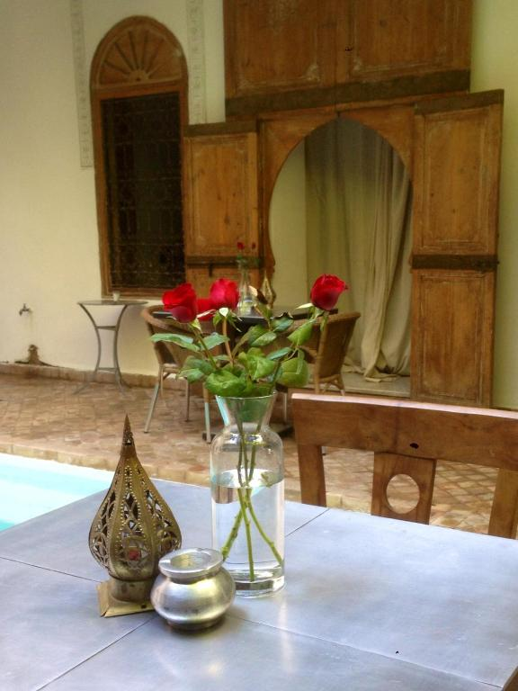 Standard Double Room Riad Al Assala