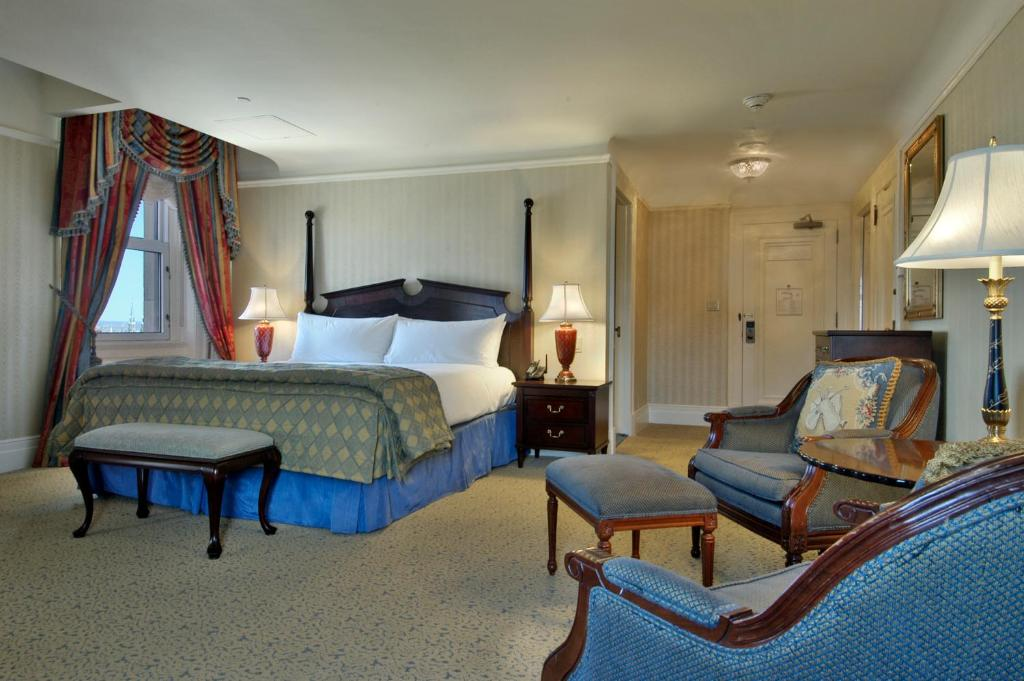 Chateau Laurier Room Rates