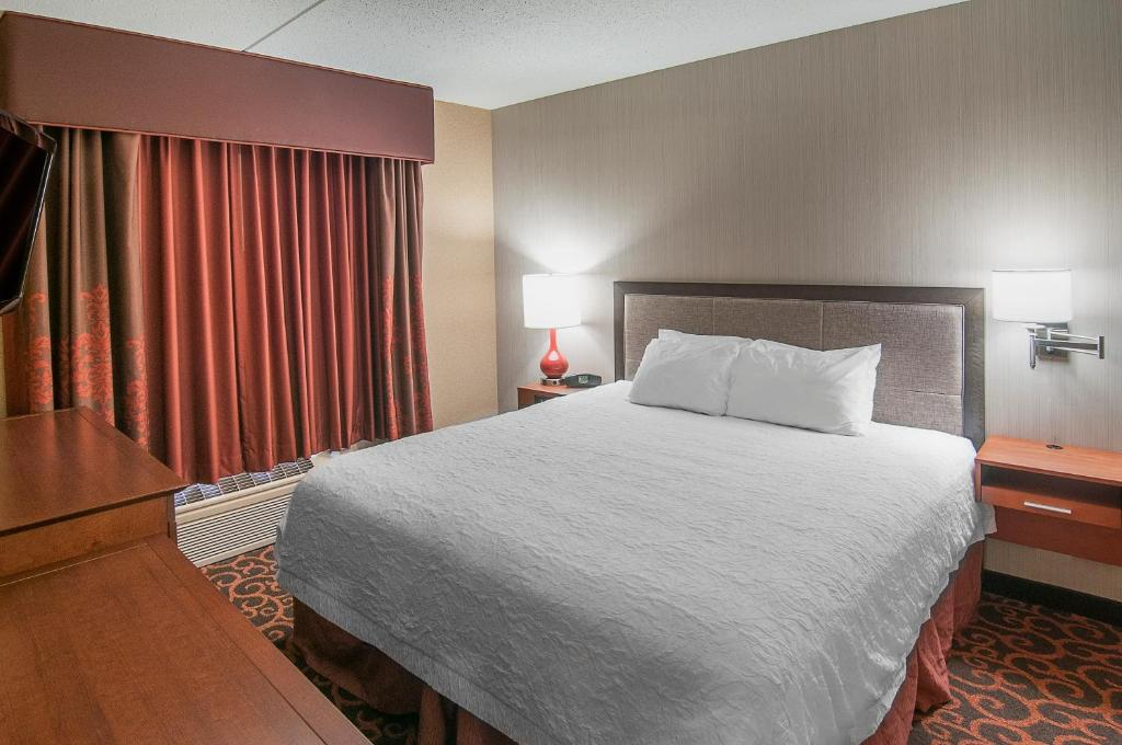 Book Now Hampton Inn Deadwood Sd At Tin Lizzie Gaming Resort (Deadwood, United States). Rooms Available for all budgets. A free buffet breakfast in-room appliances and an indoor pool all close to the action and town center are highlights of the Hampton Inn Deadwood SD at Tin Lizzie Gaming Resort