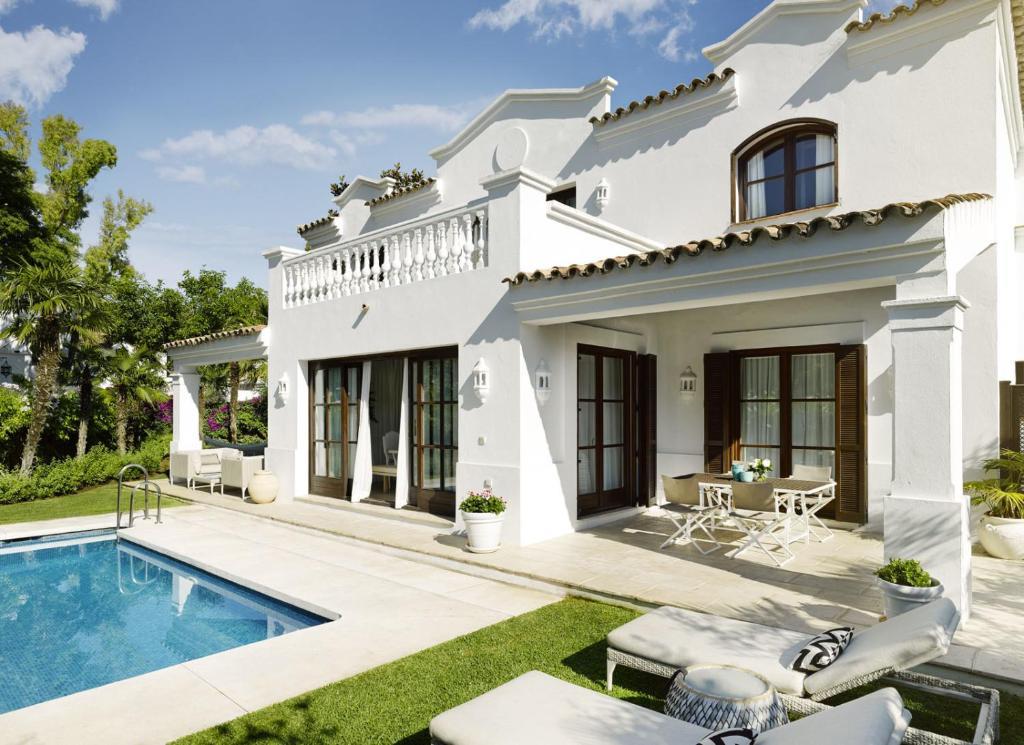 Marbella club villas golf resort spa r servation - Marbella club villas ...
