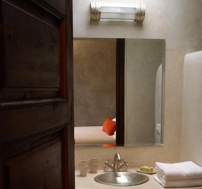 Double Room - Bathroom Riad Dar Selen