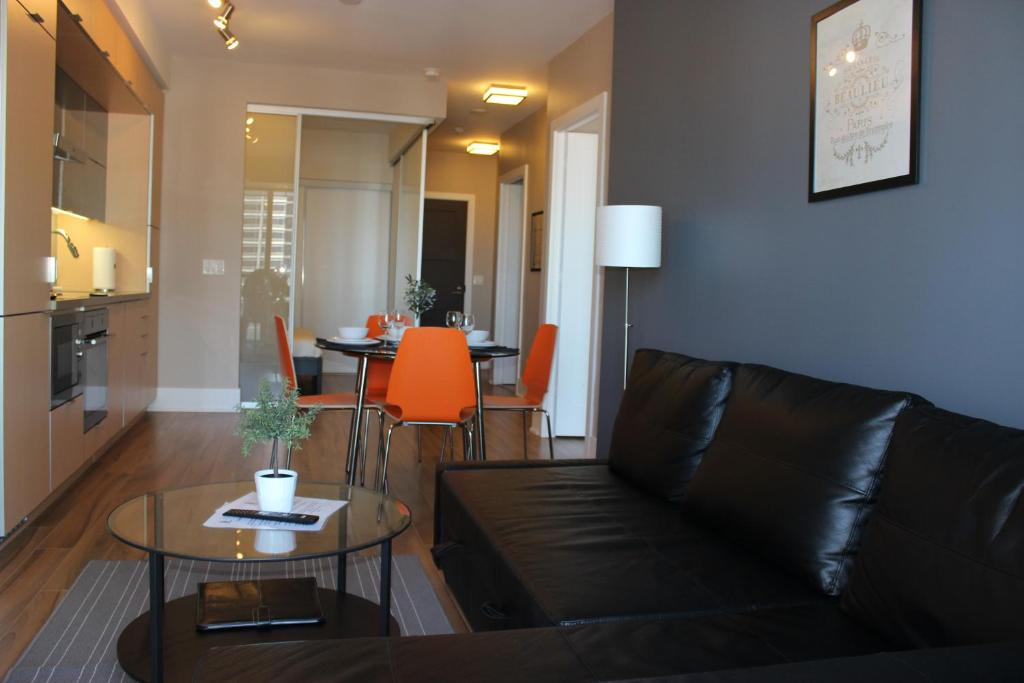 Atlas Suites Furnished Apartments- Downtown Toronto