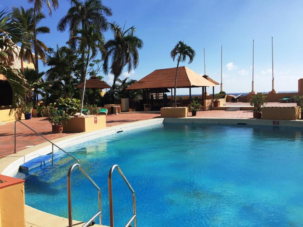 Plaza Hotel Curacao Casino Plasa Piar zn Willemstad