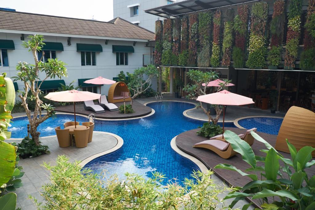 Patra Comfort Bandung Formerly Jasa Hotel Jalan Ir H Juanda No 132