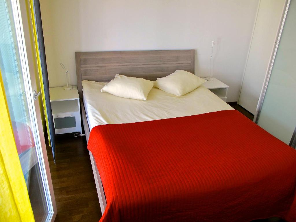 Suite with Sauna - Bed Citykoti Downtown Suites