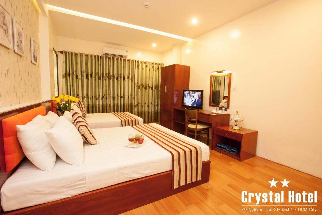 Khách Sạn Crystal Hồ Chí Minh
