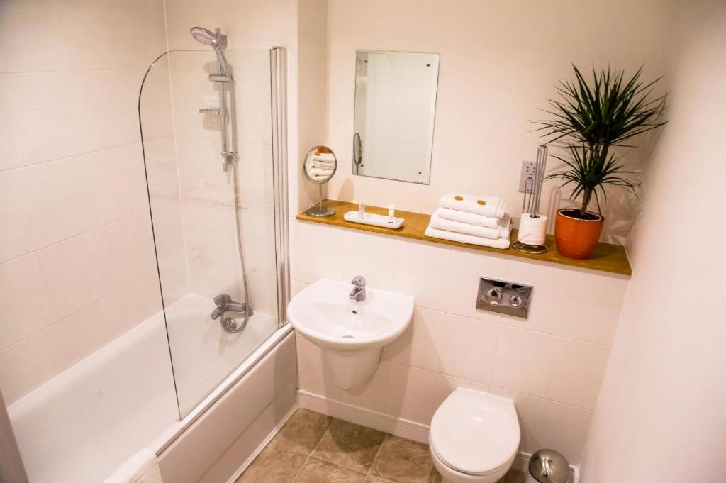 Vannituba Norwich City Holiday Apartment