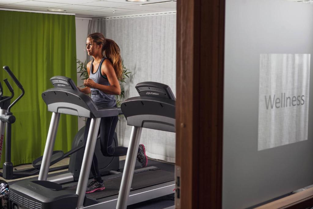 Fitness center Sky Hotel Apartments, Stockholm