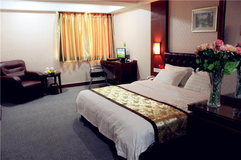 Deluxe Double Room with Computer Kaili Hotel Dongguan