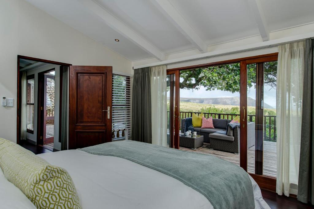 Two-Bedroom Family Suite - Garden Lodge - Guestroom Grootbos Private Nature Reserve