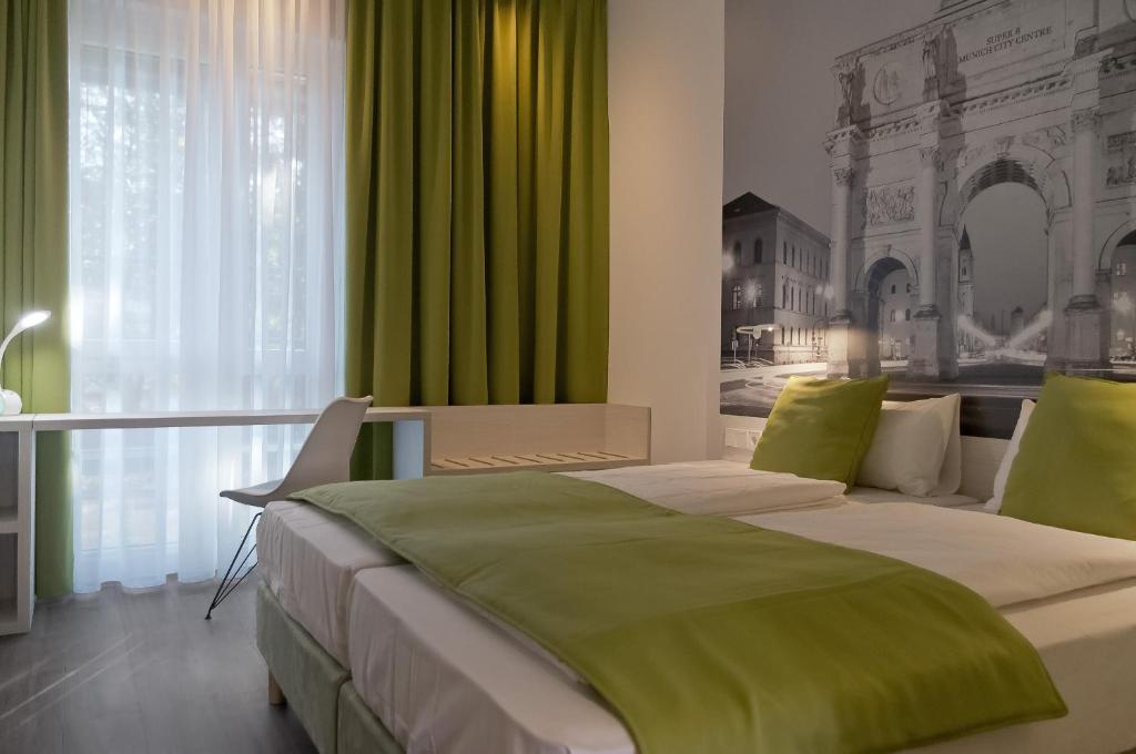 B B Hotel Munchen Frankfurter Ring