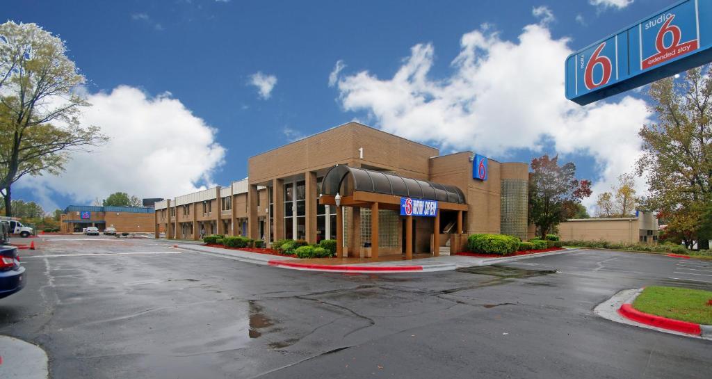 Motel  Charlotte Nc South Tryon