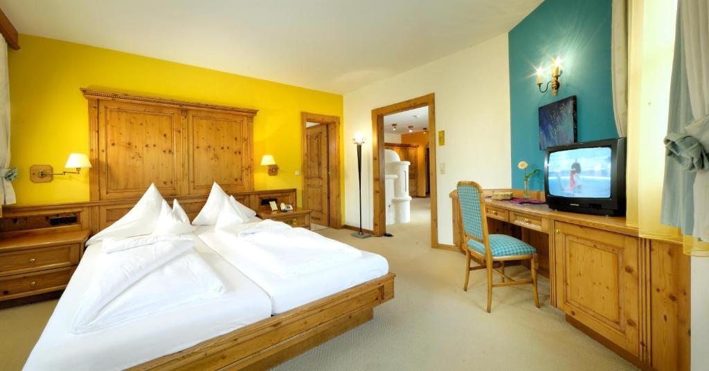 hotel krallerhof leogang österreich