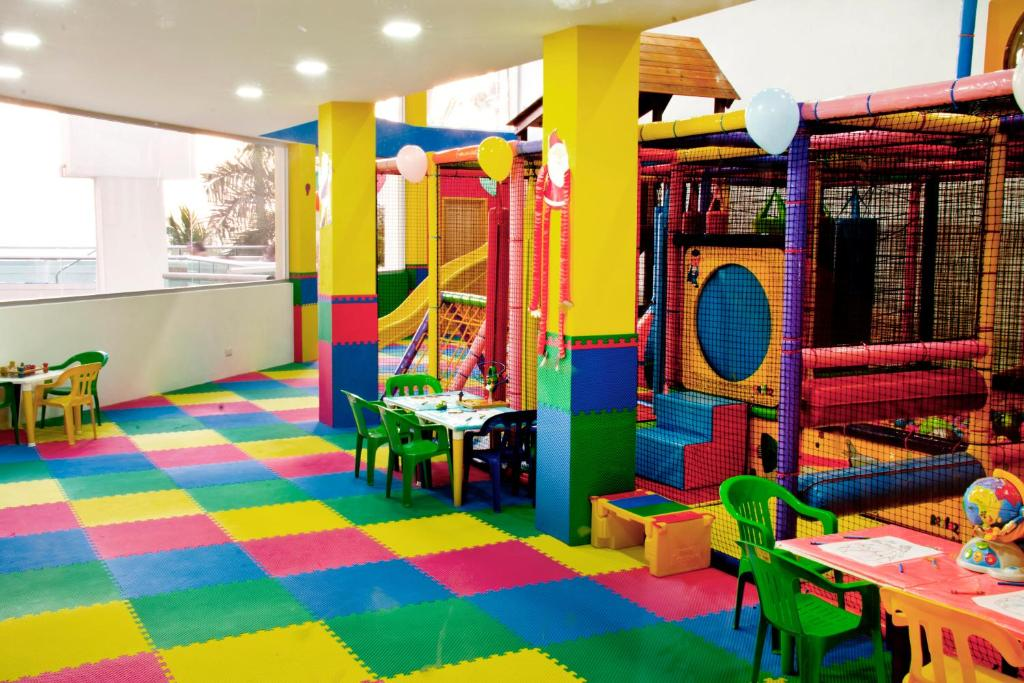 Kid's club One Bedroom Apartment by Copacabana Beach Hotel