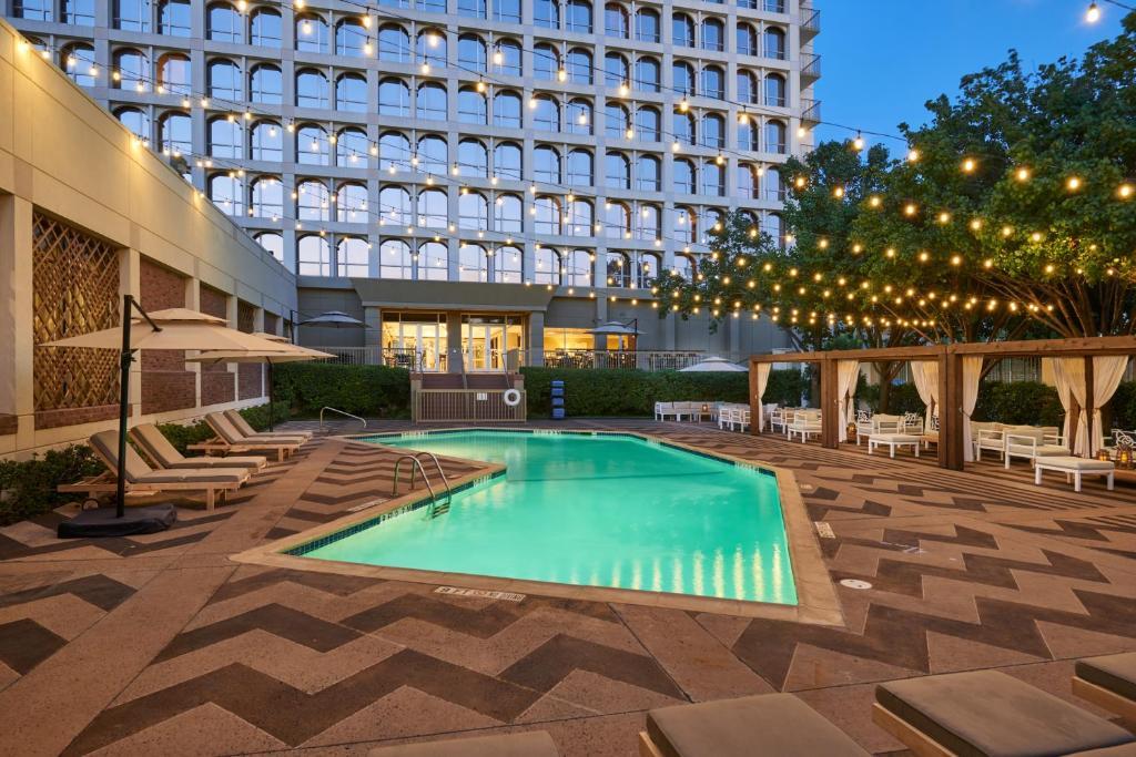 Hotels Near Dallas Market Center Dallas Texas