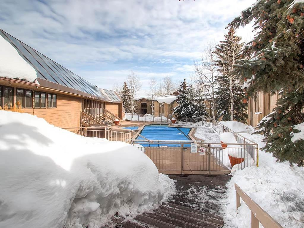 Swimming pool Snowmass Mountain L3