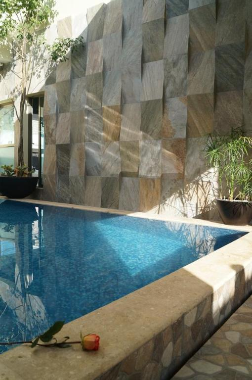 Swimming pool Hotel Casa Palomino