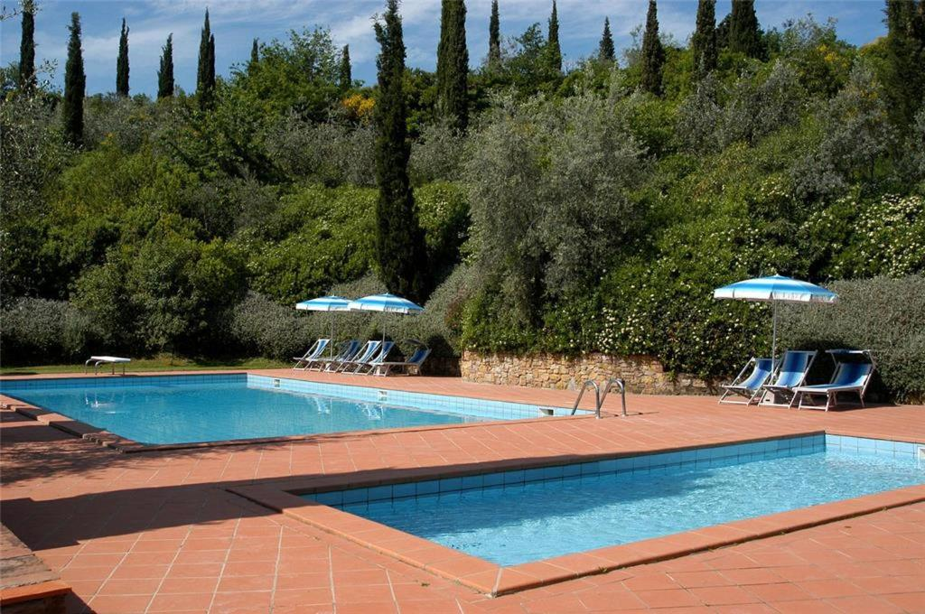 Two-Bedroom Holiday home in Montaione I