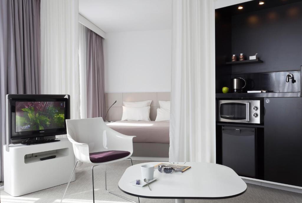 Suite Novotel Málaga Centro
