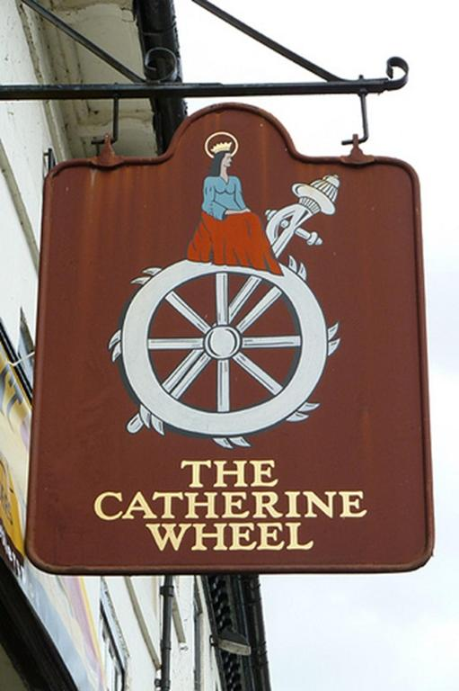 The Catherine Wheel Wetherspoon Hotel